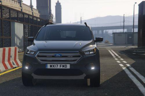 Unmarked Ford Kuga [ REPLACE | ELS ]