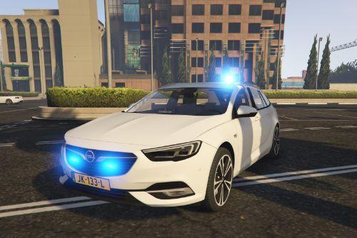 Unmarked Politie | Opel Insignia | Dutch/NL | ELS