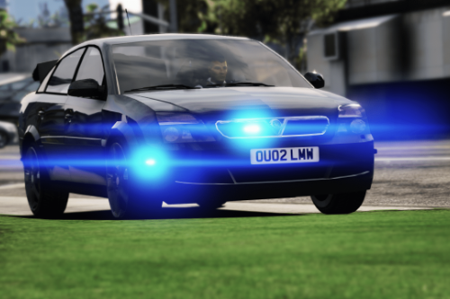 Unmarked Vauxhall Vectra 2002 [ELS]