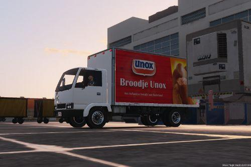Unox vrachtwagen (Dutch Unox boxtruck) BETA