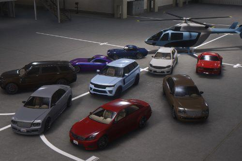 Updated Spawn Colors For Executives and Other Criminals Vehicles
