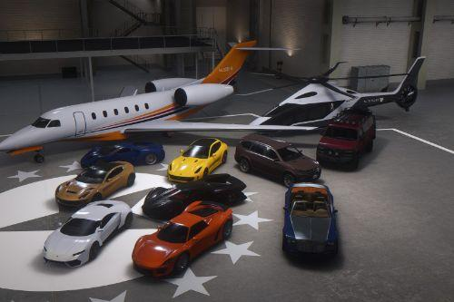 Updated Spawn Colors For Further Adventures in Finance and Felony Vehicles