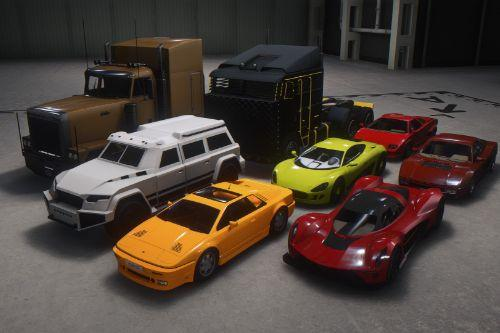 Updated Spawn Colors For Gunrunning Vehicles