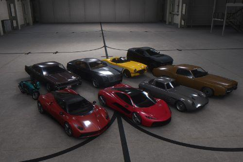 Updated Spawn Colors For Ill-Gotten Gains Part 1 & 2 Vehicles