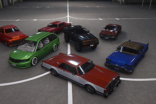 Updated Spawn Colors For Lowriders: Custom Classics Vehicles