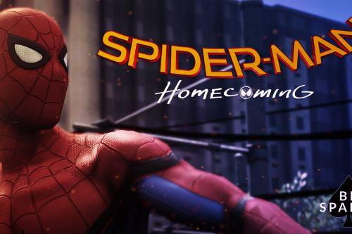 Spider-Man (Civil War/Homecoming) [Add-On]