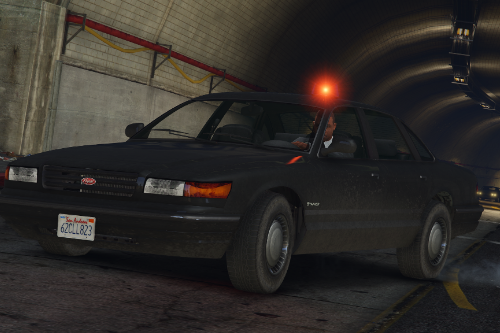 Updated Vapid Stanier - FIB/Police Detective [Add-On]