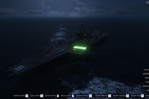 Upgrade Aircraft Carrier
