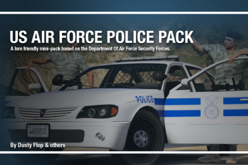 US Air Force Police | USAF [Add-On]