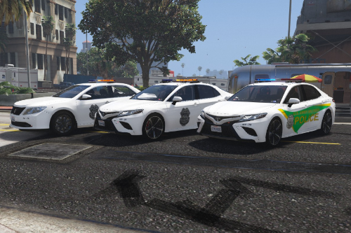 US Army Military Police CAMRY / AURION