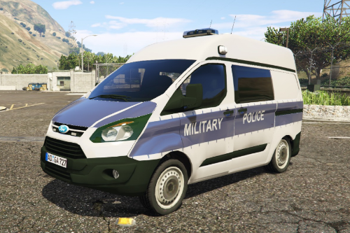 US Army Military Police TRANSIT