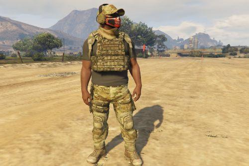 US Army Outfits for franklin