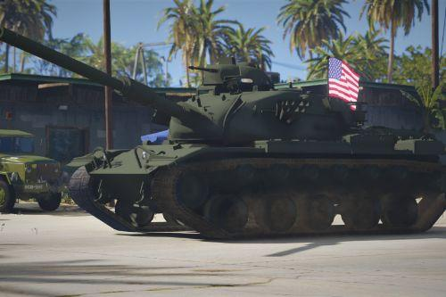 US Army skin for M60 Patton