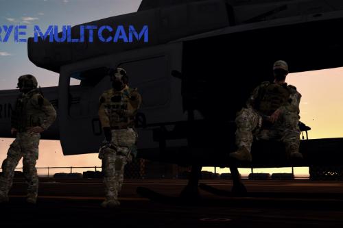 US army special forces Crye precision camo (USMC retexture)