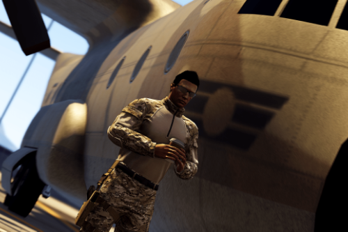 US Army & US Marines Uniform for Singleplayer [EUP]