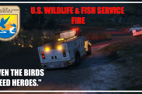 US Fish and Wildlife Service Fire Lore-Friendly Skins (USWFS)