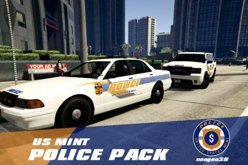 US Mint Police Pack [Add-On]