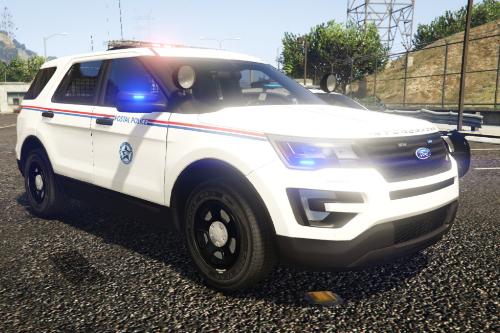 US Postal Police TAURUS/EXPLORER