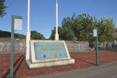 USMC Base F. Zancudo - OIV