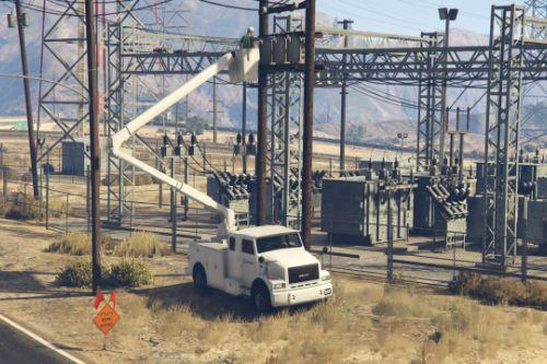 Utility Truck Interaction [RPH]