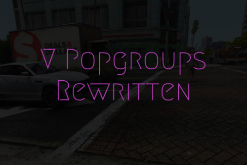 V Popgroups Rewriten