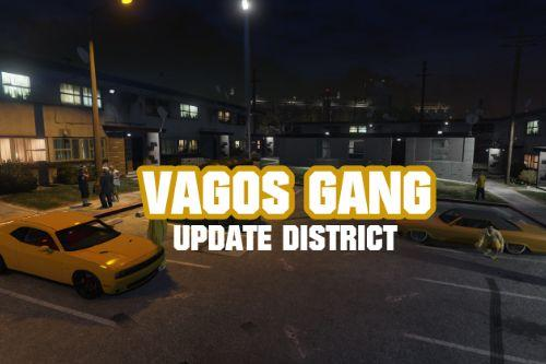 Vagos district update ( YMAP )