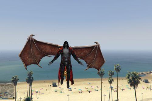 Vampire Wings (Animated Wings)