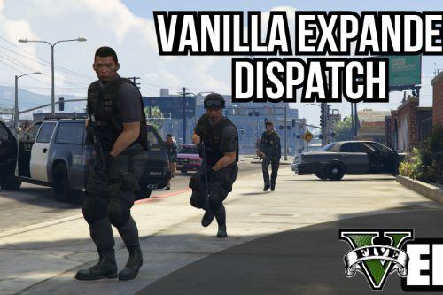 Vanilla Expanded Dispatch