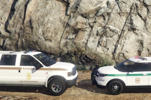 Federal Lands Police Paintjob Pack