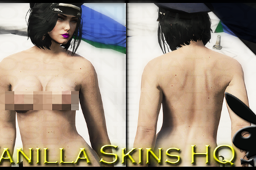 Vanilla Skins 18+ ( Updated 4 Versions Available Final )