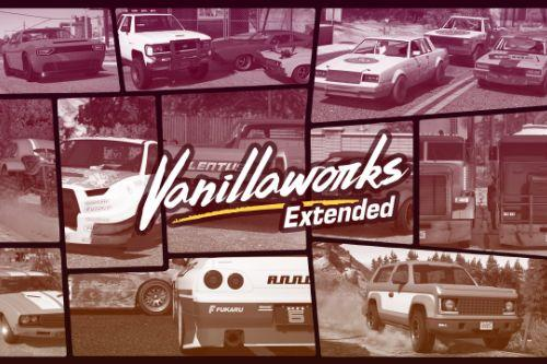 Vanillaworks Extended Pack [Add-On | OIV | Tuning | Liveries]