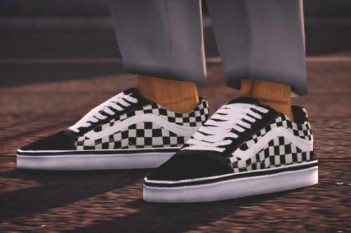 Vans Old Skool for Franklin/MP