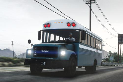 Brute Bus Classic [Add-On | Liveries]