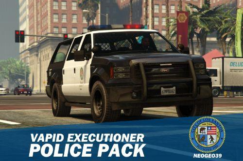 Vapid Executioner Police Pack [Add-On]