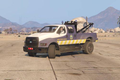 Vapid Guardian Tow | Indonesian Department of Transportation / Dinas Perhubungan Livery