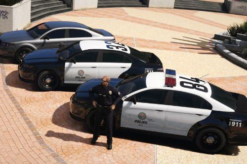 Vapid Interceptor Police Package [Add-On / Replace | Mapped]