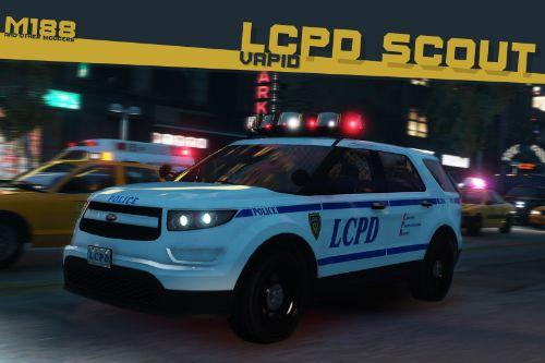 Vapid LCPD Scout [Add-On | Liveries]