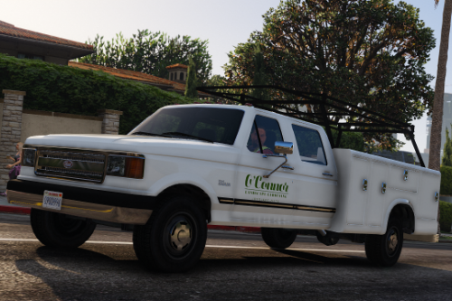 Vapid Sadler Retro Crew Cab Utility [ Add-On / Replace ]