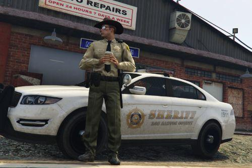 Vapid Sheriff Interceptor