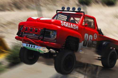 Vapid Slamvan 4x4 [Add-On | Tuning | Liveries]