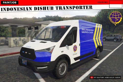 Vapid Speedo - Indonesian DISHUB Transport (Mobil Dishub Indonesia)
