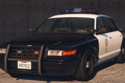Vapid Police Cruiser