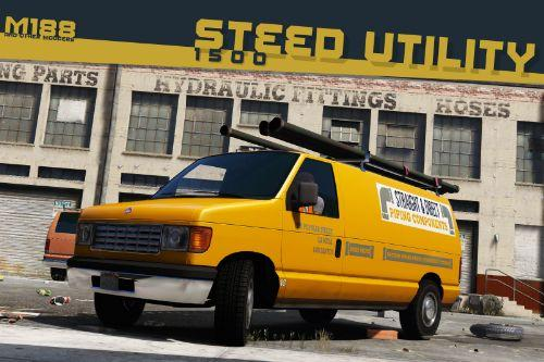 Vapid Steed 1500 Utility [Add-On | Liveries | Template]