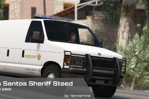 Vapid Steed LSSD Livery Pack