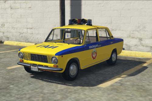 VAZ-2101-21011-LADA-POLICE