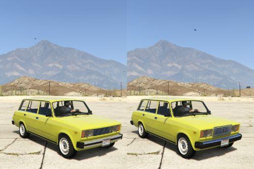 VAZ-2104-21043 LADA [Add-On | Extras]
