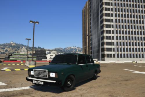 Vaz 2107 Turbo [Add-On]