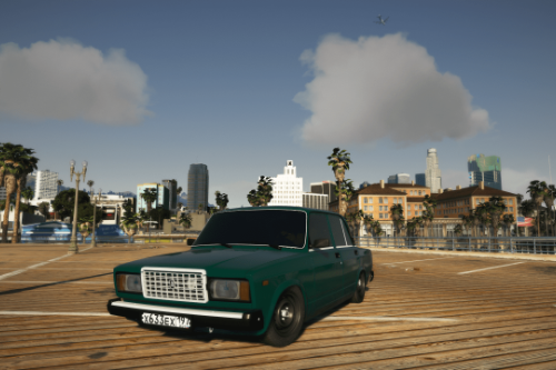 Vaz 2107 Turbo [Add-On]