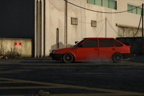 VAZ 2109 LADA SAMARA by Bomlife Add-ON