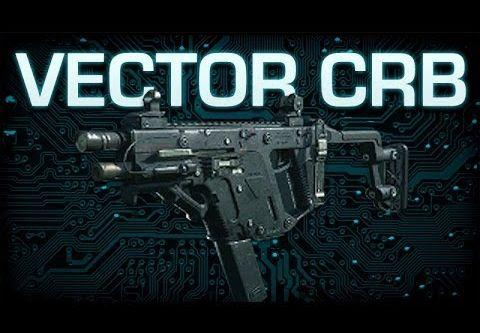Vector CRB (COD Ghosts)